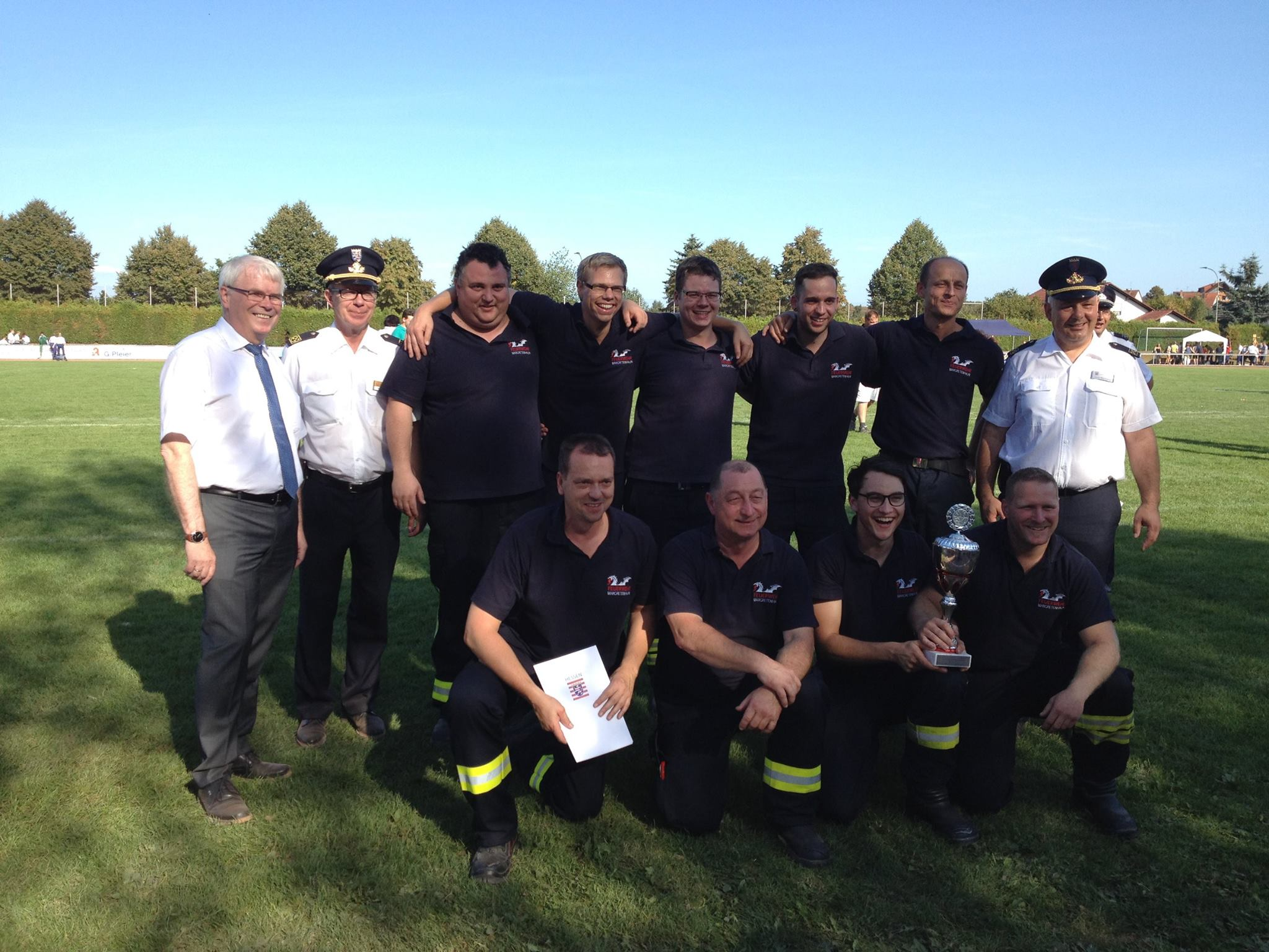 Hessische Feuerwehrleistungsübung Landesmeister 2016